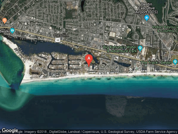 DESTIN SANDS CONDO , #402, 705 GULF SHORE DRIVE UNIT 402, DESTIN 32541