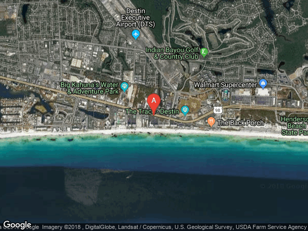 SUNDESTIN INTERNATIONAL , #112, 1040 HIGHWAY 98  E UNIT 112, DESTIN 32541