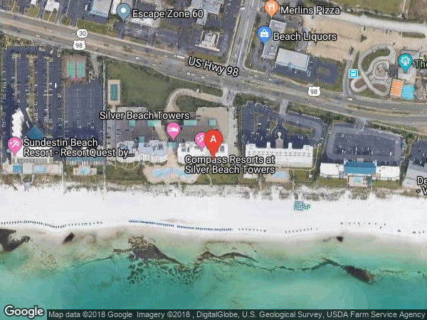 SILVER BEACH TOWERS EAST , #1003E, 1050 HIGHWAY 98  E UNIT 1003, DESTIN 32541