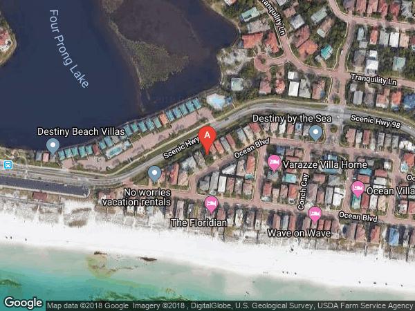 DESTINY BY THE SEA , 4846 OCEAN BOULEVARD, DESTIN 32541