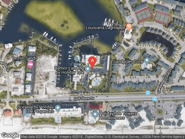 HARBOR LANDING PH I  (HARBOR F , #1101A, 725 GULFSHORE DRIVE UNIT 1101A, DESTIN 32541