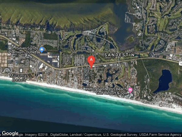 GULF PINES , 42 OVERLOOK DRIVE, MIRAMAR BEACH 32550