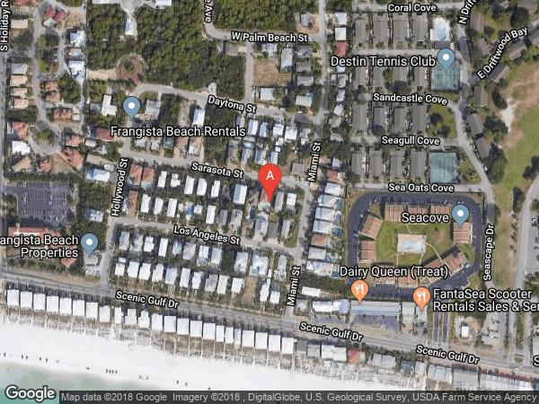 FRANGISTA BCH 1ST ADD , 29 SARASOTA STREET, MIRAMAR BEACH 32550