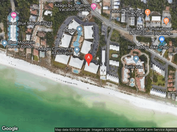 ADAGIO ON 30A BLDG A , #A101, 2421 CO HIGHWAY 30-A  W UNIT A101, SANTA ROSA BEACH 32459