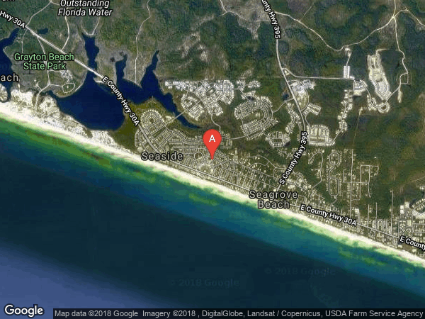 SEASIDE 04 , 207 RUSKIN PLACE, SANTA ROSA BEACH 32459