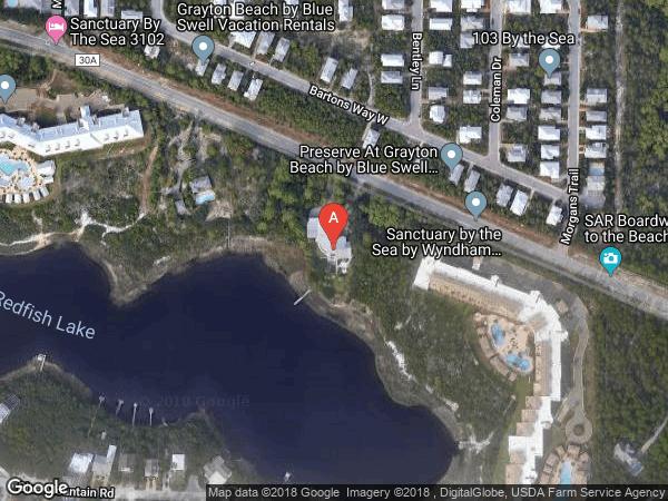 REDFISH LAKE AREA UNREC , 1465 COUNTY HWY 30A  W, SANTA ROSA BEACH 32459
