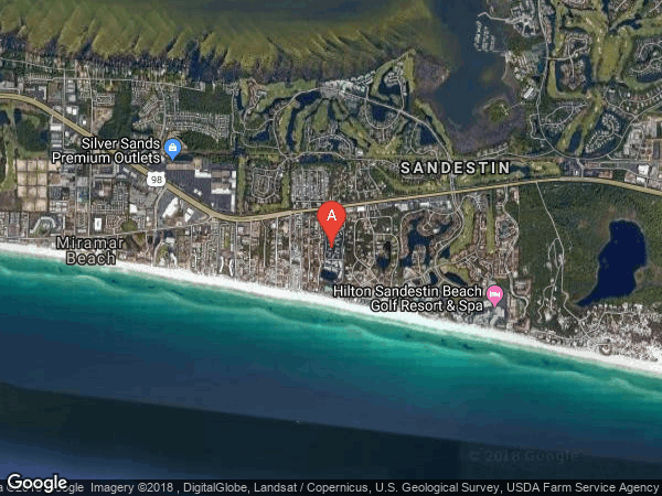 HIDDEN DUNES (BCH COTT II) , #165, 9815 US HIGHWAY 98  W UNIT 165, MIRAMAR BEACH 32550