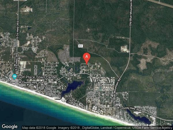 GULF HILLS EST , 272 BLUE GULF DRIVE, SANTA ROSA BEACH 32459