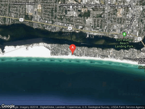 ISLANDER BEACH RESORT I , #607, 790 SANTA ROSA BOULEVARD UNIT 607, FORT WALTON BEACH 32548