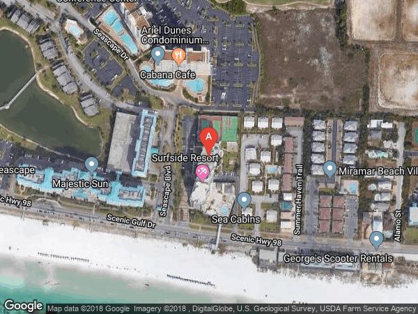 DESTIN SURFSIDE CONDO , #504, 1096 SCENIC GULF DRIVE UNIT 504, MIRAMAR BEACH 32550