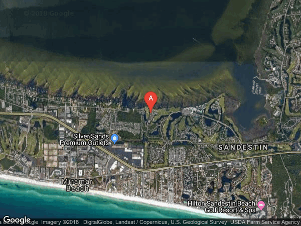 VANTAGE POINTE 1-5 , 53 VANTAGE POINT, MIRAMAR BEACH 32550