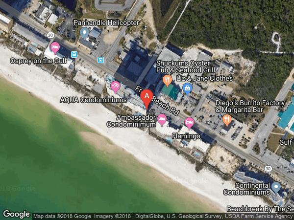 AQUA , #402, 15625 FRONT BEACH ROAD UNIT 402, PANAMA CITY BEACH 32413