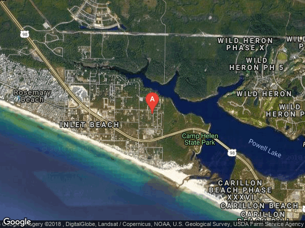 GRANDE POINTE AT INLET BEACH , #LOT 120, 258 GRANDE POINTE CIRCLE UNIT LOT 120, INLET BEACH 32461