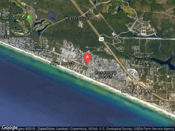 SEACREST BEACH PH 4 , 18 BLUE DOLPHIN LOOP, INLET BEACH 32461