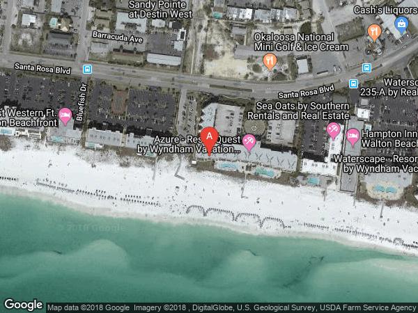 AZURE , #616, 1150 SANTA ROSA BOULEVARD UNIT 616, FORT WALTON BEACH 32548