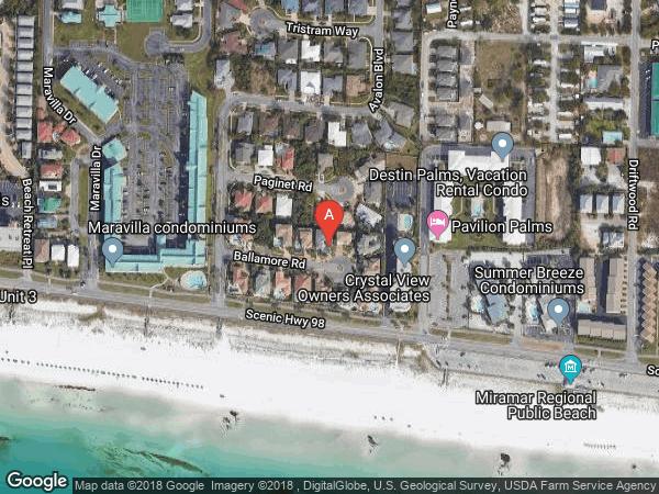 AVALON BEACH ESTATES , 55 BALLAMORE ROAD, MIRAMAR BEACH 32550
