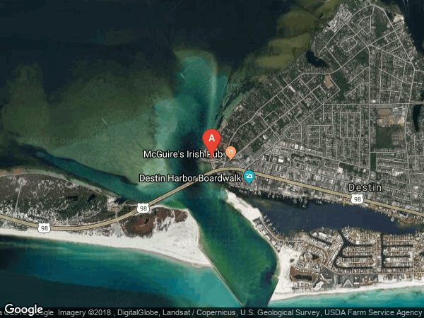 SIDES MORENO POINT WEST , #402, 5 CALHOUN AVENUE UNIT 402, DESTIN 32541