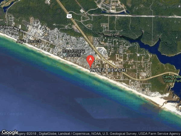 ROSEMARY BEACH PH 1 , 262 ROSEMARY AVENUE, INLET BEACH 32461