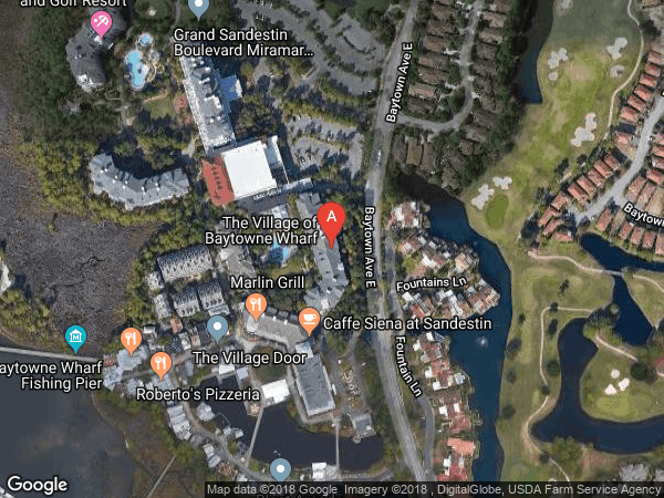 GATEWAY CONDO AT SANDESTIN , #223, 9300 BAYTOWNE WHARF BOULEVARD UNIT 223, MIRAMAR BEACH 32550