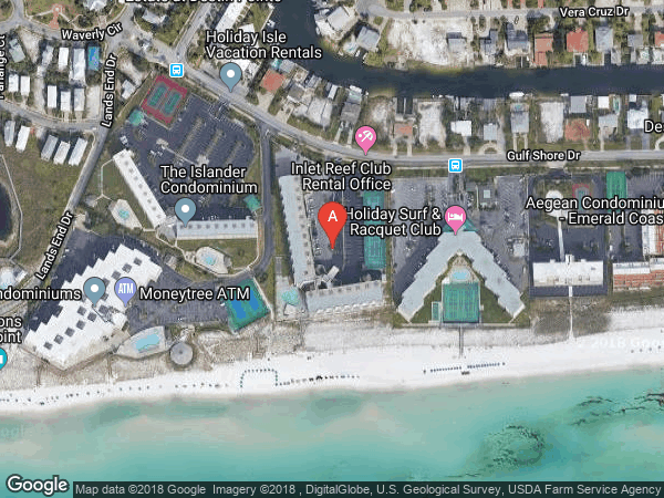 INLET REEF CLUB , #319, 506 GULF SHORE DRIVE UNIT 319, DESTIN 32541