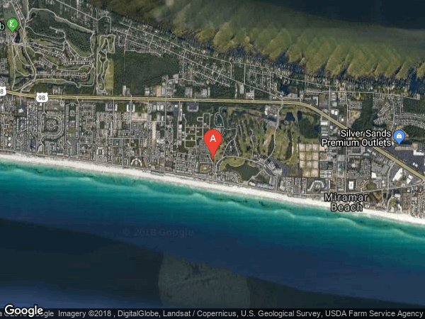 SEASCAPE GOLF COURSE VILLAS , #34A, 124 DRIFTWOOD BAY  N UNIT 34A, MIRAMAR BEACH 32550