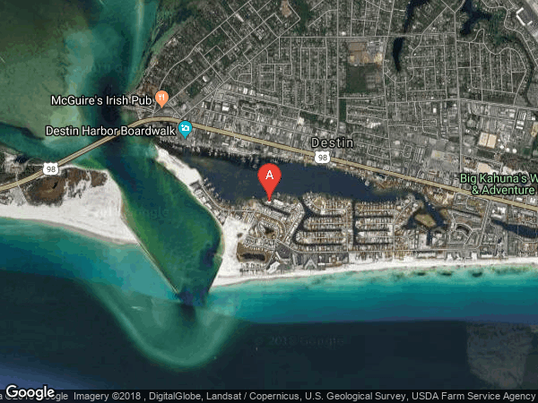 DESTIN HARBOR RESORT WEST , #2A, 223 DURANGO ROAD UNIT 2A, DESTIN 32541