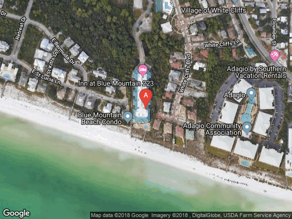 BLUE MOUNTAIN BEACH CONDOS , #413, 164 BLUE LUPINE WAY UNIT 413, SANTA ROSA BEACH 32459