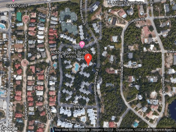HIDDEN DUNES (BCH COTT I) , #217, 9815 US HIGHWAY 98 UNIT 217, MIRAMAR BEACH 32550