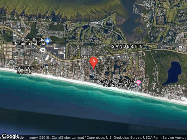 HIDDEN DUNES (BCH COTT II) , #195, 9815 US HIGHWAY 98  W UNIT 195, MIRAMAR BEACH 32550