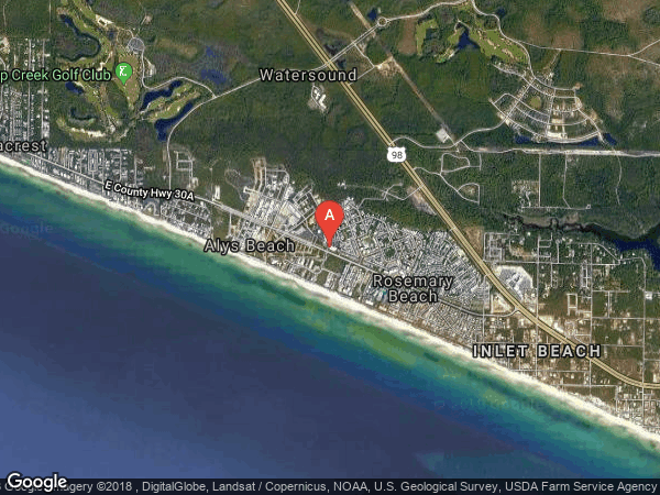 ALEXANDER AT PALM COURT , #204, 9961 CO HWY 30A DRIVE E UNIT 204, INLET BEACH 32461