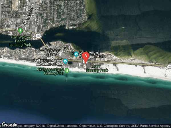 DESTIN WEST RESORT - VILLAS , #402, 1517 MIRACLE STRIP PARKWAY UNIT 402, FORT WALTON BEACH 32548