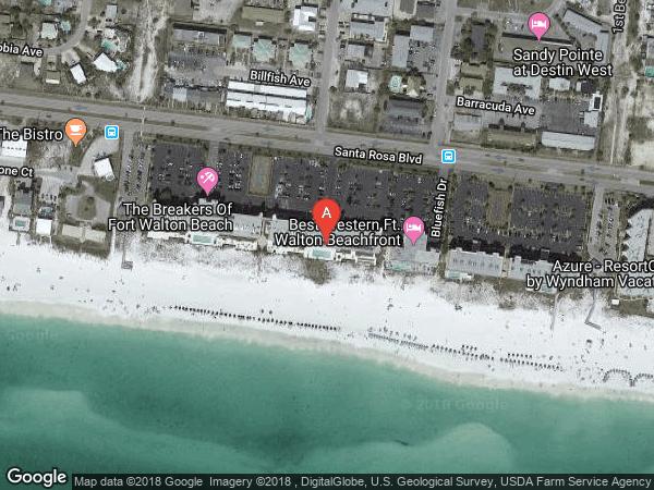 BREAKERS OF FWB (EAST BLDG) , #C508, 381 SANTA ROSA BOULEVARD UNIT C508, FORT WALTON BEACH 32548