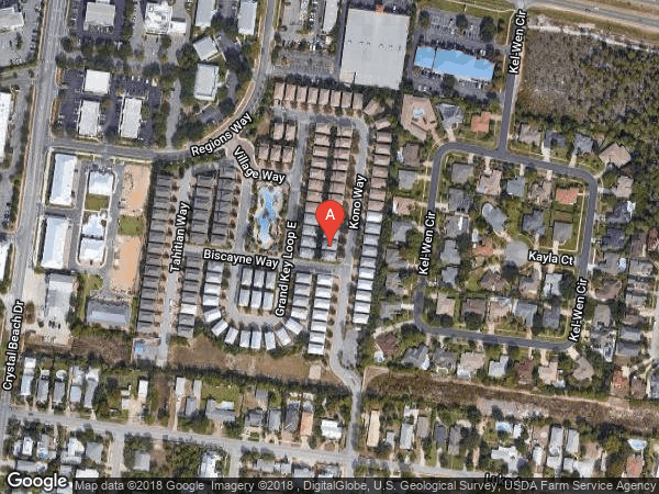 VILLAGES OF CRYSTAL BEACH , 218 KONO WAY, DESTIN 32541