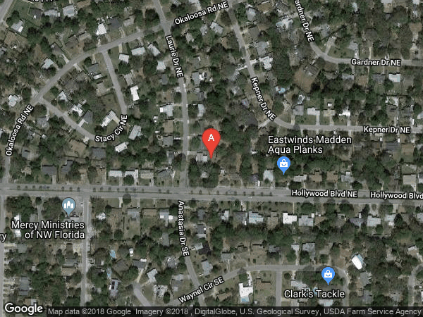 ELLIOTTS POINT 4TH ADDN , 3 LAURIE DRIVE, FORT WALTON BEACH 32548