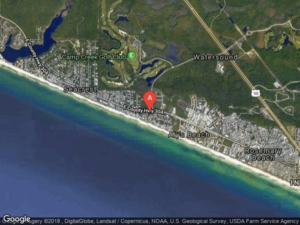 SAND CLIFFS 1ST ADD , 18 SAND CLIFFS DRIVE, INLET BEACH 32461