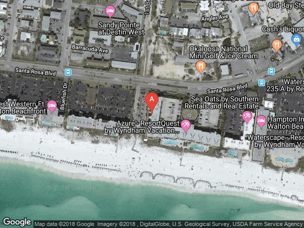 AZURE , #321, 1150 SANTA ROSA BOULEVARD UNIT 321, FORT WALTON BEACH 32548