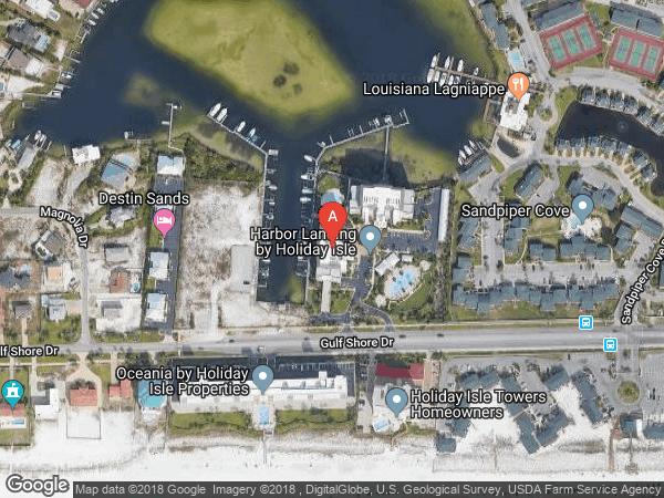 Harbor Landing Ph Ii Canal Fr Destin Fl Condominium For
