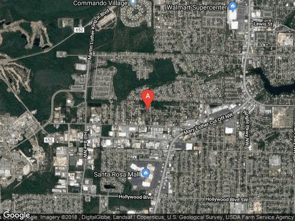 JOHN BISHOP SUBDIV , #A/B, 508 EARL STREET NW UNIT A/B, FORT WALTON BEACH 32548