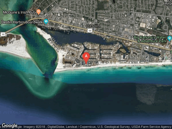 HOLIDAY SURF AND RACQUET CLUB , #117, 510 GULF SHORE DRIVE UNIT 117, DESTIN 32541