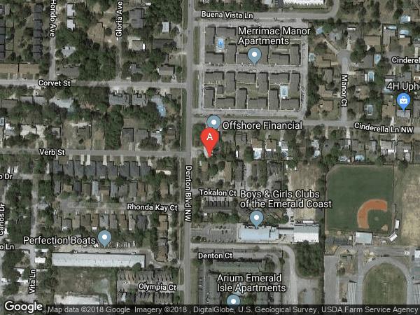 AZALEA GARDENS TOWNHOMES , #A, 933 DENTON BOULEVARD NW UNIT A, FORT WALTON BEACH 32547
