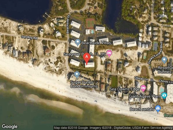 BEACHSIDE VILLAS CONDO , #812, 11 BEACHSIDE DRIVE UNIT 812, SANTA ROSA BEACH 32459