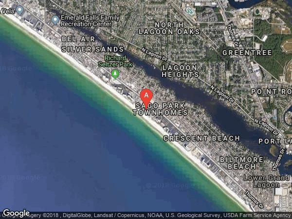 HOLIDAY BEACH  2 , 6728 GULF DRIVE, PANAMA CITY BEACH 32408