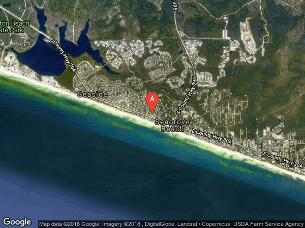 SEAGROVE 1ST ADD , 40 DOGWOOD STREET, SANTA ROSA BEACH 32459