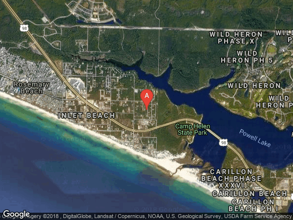 GRANDE POINTE AT INLET BEACH , #LOT 108, 310 GRANDE POINTE CIRCLE UNIT LOT 108, INLET BEACH 32461