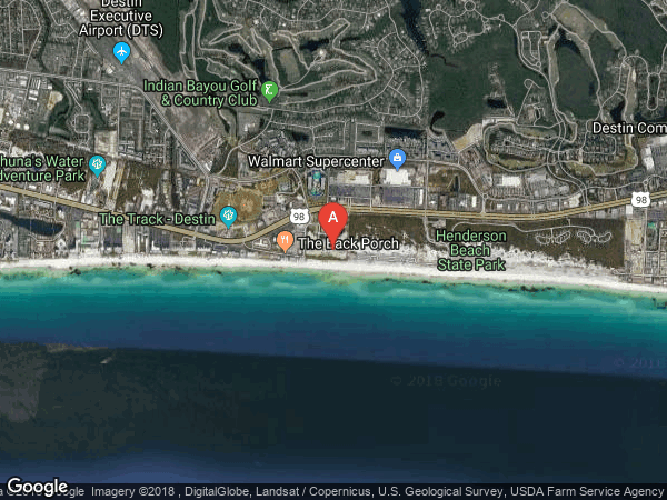 ST THOMAS AT SILVER SHELLS , #208, 15400 EMERALD COAST PARKWAY UNIT 208, DESTIN 32541