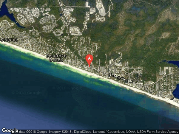 GULF SHORE MANOR , 10 SAN JUAN AVENUE, SANTA ROSA BEACH 32459