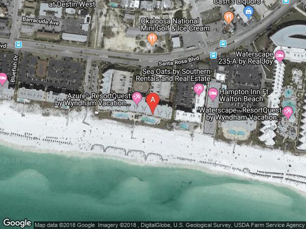 AZURE , #405, 1150 SANTA ROSA BOULEVARD UNIT 405, FORT WALTON BEACH 32548