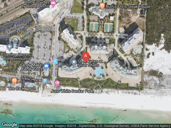 ST MARTIN @ SILVER SHELLS , #PH-1, 15200 EMERALD COAST PARKWAY PARKWAY UNIT PH1, DESTIN 32541