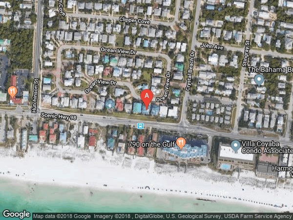 CRYSTAL SHORES , 4504 OCEAN VIEW DRIVE, DESTIN 32541