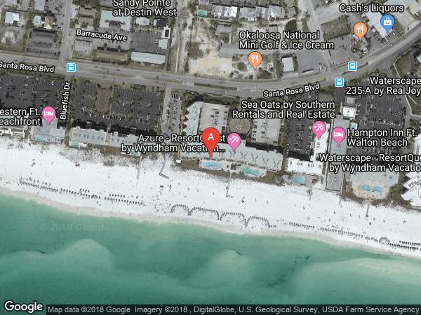 AZURE , #513, 1150 SANTA ROSA BLVD UNIT 513, FORT WALTON BEACH 32548